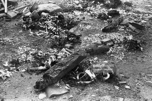 Bones and ashes of victims_Nagasaki_Getty Images_171480389